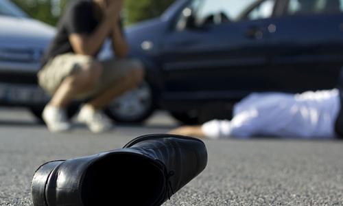 Под колесами авто под Севастополем погиб пешеход