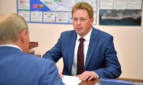 Губернатор Севастополя Дмитрий Овсянников уволен
