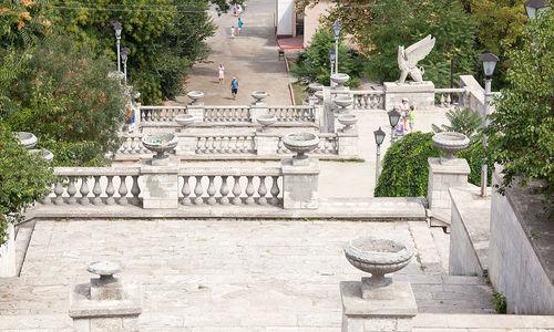 Реконструировать Митридатскую лестницу начнут в июне