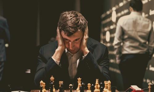 Сергею Карякину стал тесен мир шахмат