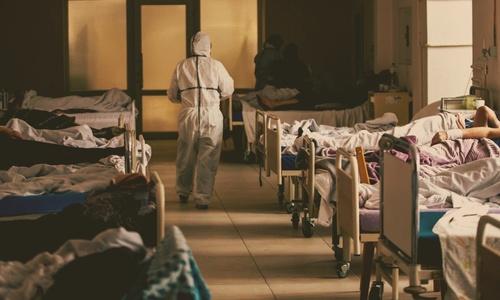 Ковид в Крыму снова близок к отметке «сто новых заболевших в день»