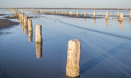 В Саках на грязь потратят полмиллиарда