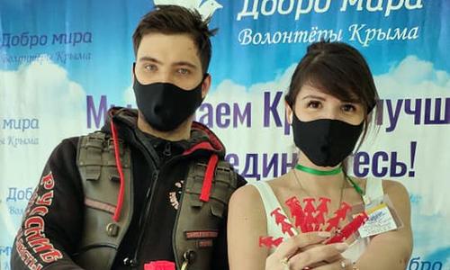 В Крыму, по примеру Америки, печатают маски на 3D-принтере