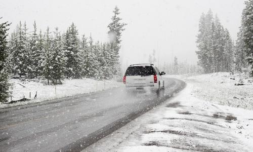 «Кусок льда со снежной кашей»: водители жалуются на состояние «Тавриды»