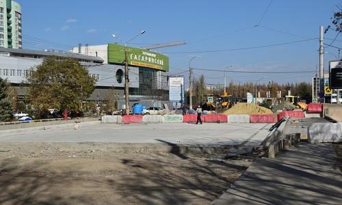 К концу недели мост на Толстого будет открыт
