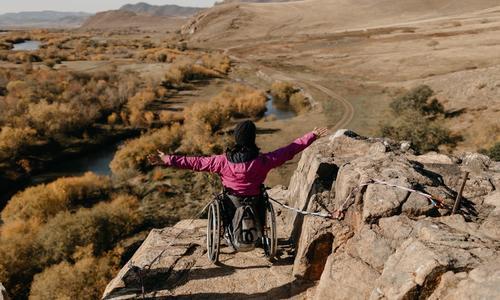 В Крыму инвалидам обещают рай под землей