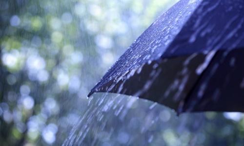 На выходных  Крым зальет дождем