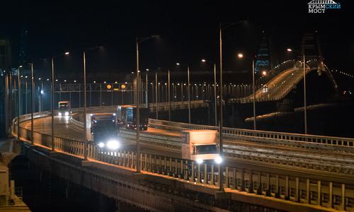 С открытием Крымского моста автомобилисты сэкономили миллиарды
