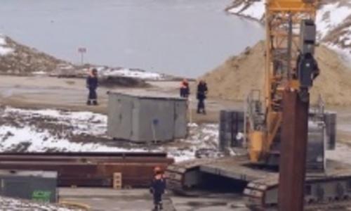 Керченский берег готовят к строительству третьего рабочего моста