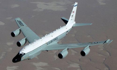 Беспилотник и самолет США провели разведку у берегов Крыма