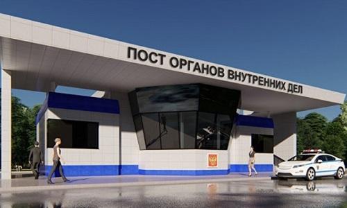 Гоняться за нарушителями по Крымскому мосту гаишники будут в «Шкодах»