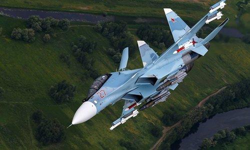 Летчики ЧФ покажут воздушное шоу на фестивале «Таврида – Арт»