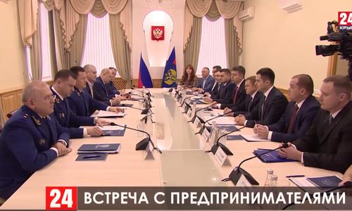 Новый прокурор России первым делом взялся за Крым