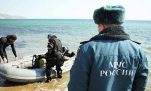 В море у Феодосии обнаружили бомбу
