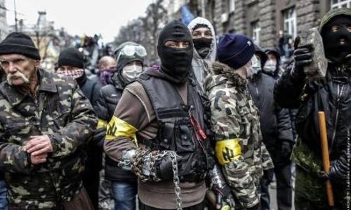 В Крыму задержали диверсантов из «Правого сектора» − СМИ