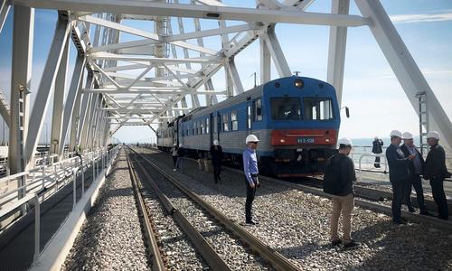 Купить билет на поезд в Крым: миссия невыполнима?