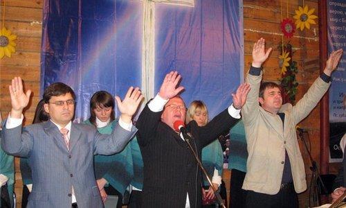 В Севастополе прикрыли баптистскую организацию
