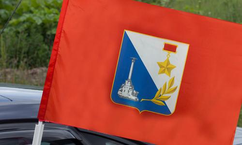 Овсянников решил вопрос с гербом и флагом Севастополя