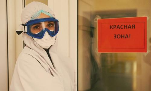 Ковид в Крыму занял устойчивую позицию «больше сотни больных в день»