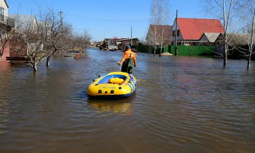 Весной в Крыму может затопить 70 населенных пунктов