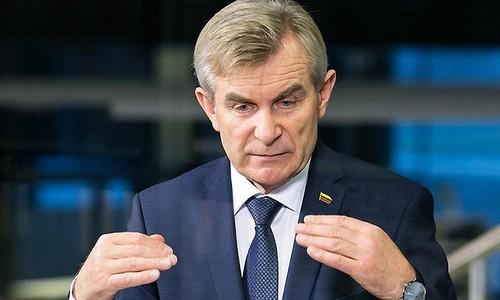 Власти Литвы подтвердили свое неприятие статуса Крыма