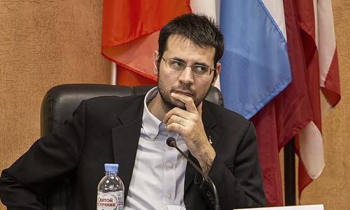Депутат из Италии топчет дорожку в Крым