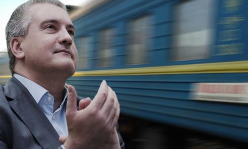 Аксенов порекомендовал всем недовольным по-хорошему валить из Крыма