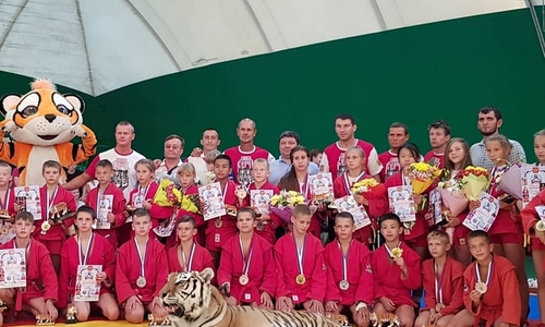 В Крыму пройдут соревнования по самбо «Кубок двух морей 2021»
