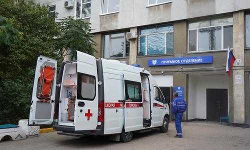 В больнице Севастополя изучают приехавшую из Китая девушку