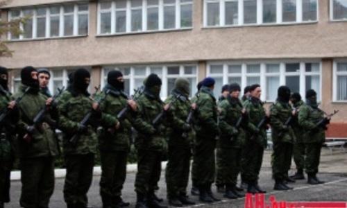 Крымские казаки назвали самообороновцев «раковой опухолью Крыма»