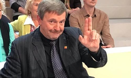 На режиссера Амнуэля подадут в суд из-за Крыма