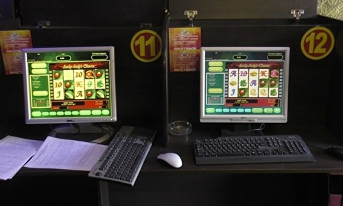 В Белогорске «накрыли» подпольное онлайн-казино