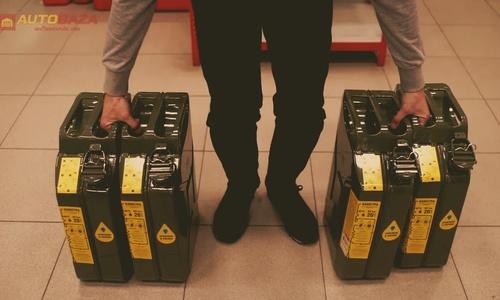 Россия 20-ая в мире по цене на бензин. На каком месте Крым среди регионов?