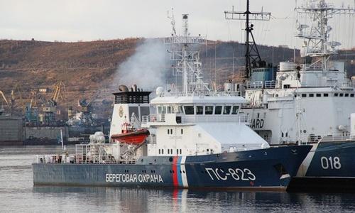 Пограничники Крыма объяснили, зачем проверяют суда