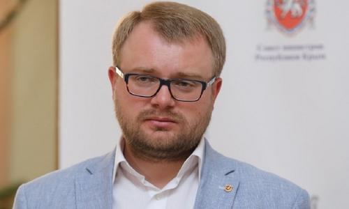 Уже экс-вице-премьер Крыма Полонский идет на повышение
