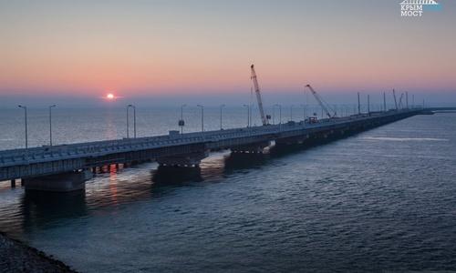 Участие Путина в открытии Крымского моста подтвердили