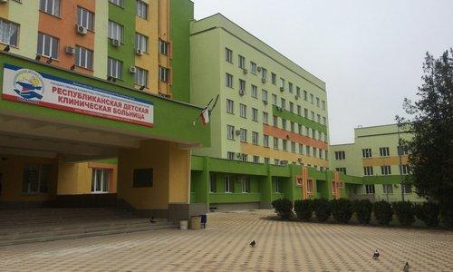 В Симферополе появится детское паллиативное отделение