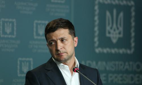 Зеленский не собирается разменивать Крым на Донбасс