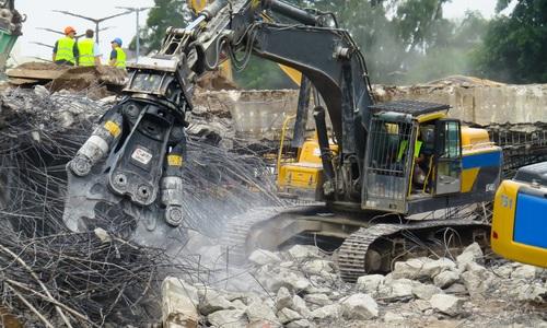 Власти Севастополя зачистят «Соловьи» от ларьков