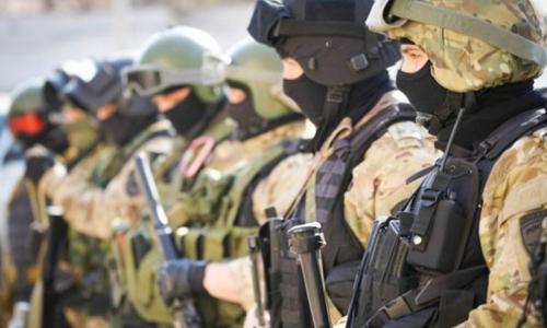 В Севастополе устроили антитеррористические учения