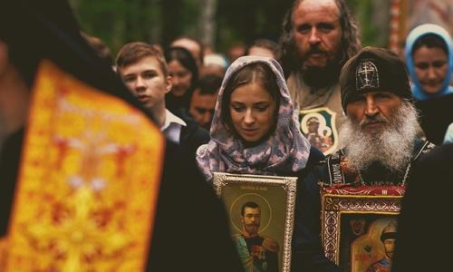 Схиигумена, называемого ранее духовником Поклонской, проверяют на экстремизм