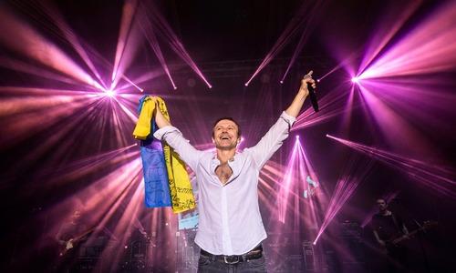 Вакарчук позвал крымчан на свой концерт