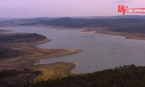 Из-за дефицита вода будет подаваться в Симферополь по графику