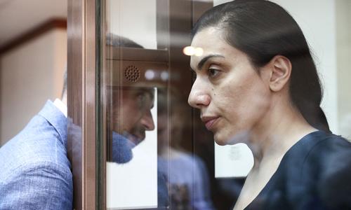 Выдавшая крымские тайны шпионка отпущена под домашний арест