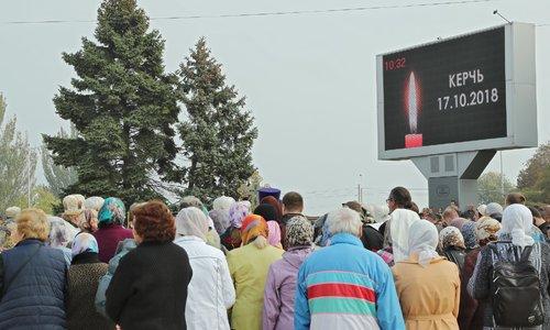 Керченская трагедия. Год спустя