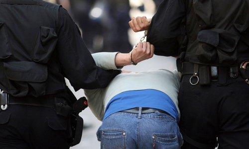 Пойманную в Крыму шпионку арестовали на два месяца