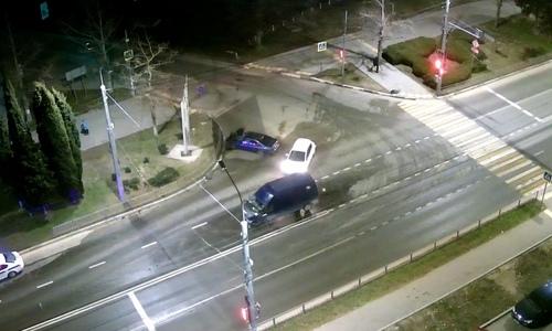 В ДТП в Севастополе пострадал один человек