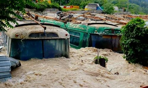 Откуда в село Васильевка (Ялта) прибывает вода никто не знает
