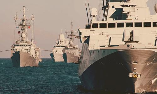 НАТО стало чаще посматривать на Крым