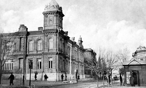 В здании гимназии Короленко в Керчи таки решили открыть музей